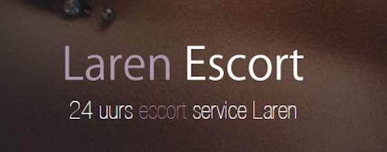 Escort Service Hilversum / Laren 24 uur