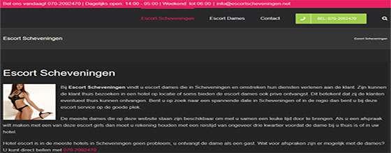 Escortscheveningen.net